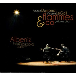 Flammes and co / Arnaud Dumond & Vincent Le Gall