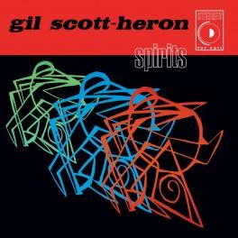 Spirits / Gil Scott-Heron (2 Vinyles LP)