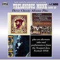 Three Classic Albums Plus - Vol. 2 / Thelonious Monk