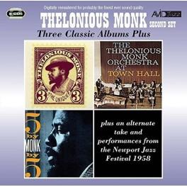 Three Classic Albums Plus - Vol. 2 / Thelonious Monk