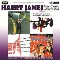 Four Classic Albums Plus / Harry James