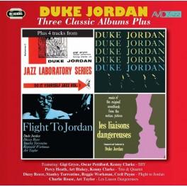 Three Classic Albums Plus / Duke Jordan