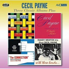 Three Classic Albums Plus / Cecil Payne
