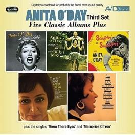 Five Classic Albums Plus - Vol. 3 / Anita O'Day