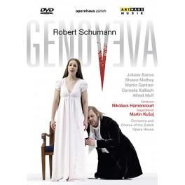 Schumann : Genoveva / Opéra de Zurich, 2008