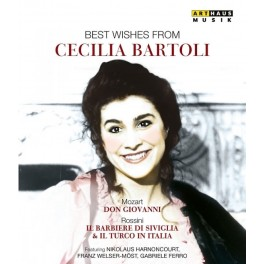 Best Wishes from Cecilia Bartoli - 3 Opéras