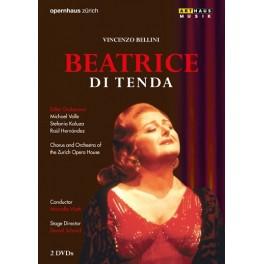 Bellini : Beatrice di Tenda / Opéra de Zurich, 2001