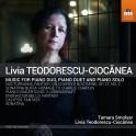 Teodorescu-Ciocănea, Livia : Musique pour Piano