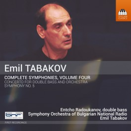 Tabakov : Intégrale des Symphonies - Vol.4