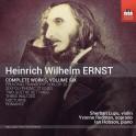 Ernst, Heinrich Wilhelm : Intégrale de l'Oeuvre - Volume 6