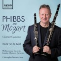 Phibbs & Mozart : Concertos pour Clarinette