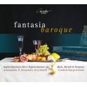 Fantaisies Baroque, improvisations sur des oeuvres de Bach, Bertali, Pasquini