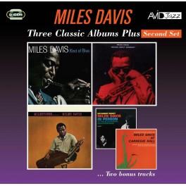 Three Classic Albums - Volume 2 / Miles Davis
