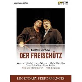 Weber : Der Freischütz / Opéra de Zurich, 1999