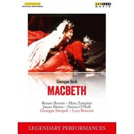 Verdi : Macbeth / Opéra allemand de Berlin, 1987