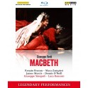 Verdi : Macbeth (BD) / Opéra allemand de Berlin, 1987