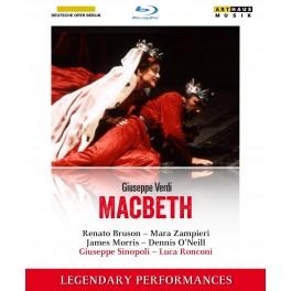Verdi : Macbeth (BD) / Opéra allemand de Berlin, 1987