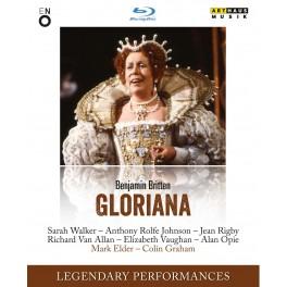 Britten : Glorianna (BD) / English National Opera, 1984