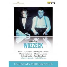 Berg : Wozzeck / Opéra de Vienne, 1987