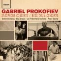 Prokofiev, Gabriel : Saxophone Concerto & Bass Drum Concerto