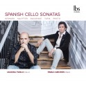 Sonates Espagnoles pour violoncelle