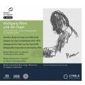 Wolfgang Rihm & L'Orgue / Intégrale de l'Oeuvre pour Orgue
