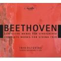 Beethoven : Intégrale de la Musique pour Trio à cordes