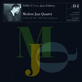 NDR 60 Years Jazz Edition Vol.4 (Vinyle LP - Gatefold) / Modern Jazz Quartet
