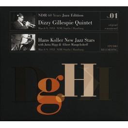 NDR 60 Years Jazz Edition Vol.1 (Vinyle LP - Gatefold) / Dizzy Gillespie & Hans Koller