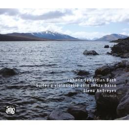 Bach, J-S : Suites a violoncello solo senza basso - Vol.2 / Elena Andreyev