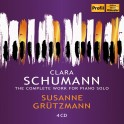 Schumann, Clara : Intégrale de l'Oeuvre pour piano solo