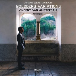 Bach : Variations Goldberg pour Accordéon
