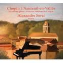Chopin à Nanteuil-en-Vallée - Récital de Piano : Oeuvres célèbres