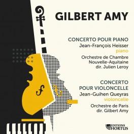 Amy : Concerto pour piano & Concerto pour violoncelle