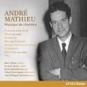 Mathieu, André : Musique de Chambre