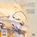 Mozart : Quatuors pour flûte (sur instruments d'époque)