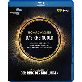 Wagner : L'Or du Rhin (BD) / Théâtre national allemand, 2008