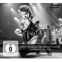 Live At Rockpalast 1985 / Paul Young & The Royal Family (CD + DVD)