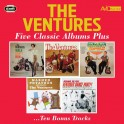 Five Classic Albums Plus / The Ventures