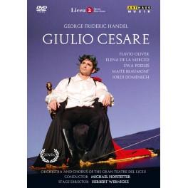 Haendel : Giulio Cesare / Grand théâtre del Liceu, 2005