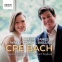 Bach, C-P-E : Intégrale de l'Oeuvre Originale pour Violon et Piano