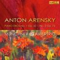 Arensky : Trios avec piano