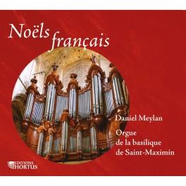 13 Noëls français pour orgue / Daniel Meylan