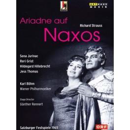 Strauss : Ariane à Naxos / Festival de Salzbourg, 1965