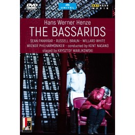 Henze, Hans Werner : Les Bassarides / Festival de Salzbourg, 2018 - Pas de sous-titre en français
