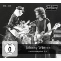 Live At Rockpalast 1979 / Johnny Winter (2 CD + DVD)