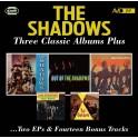 Three Classic Albums Plus / The Shadows