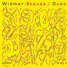 Duos / Markus Stauss & Jacques Widmer