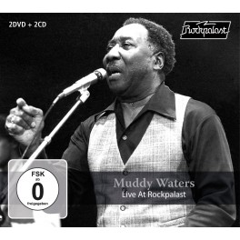 Live at Rockpalast / Muddy Waters (2 CD + 2 DVD)
