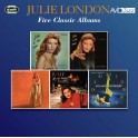 Five Classic Albums / Julie London